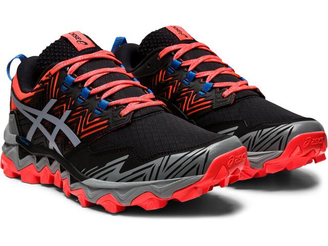 asics Gel-Fujitrabuco 8 Shoes Women flash coral/sheet rock
